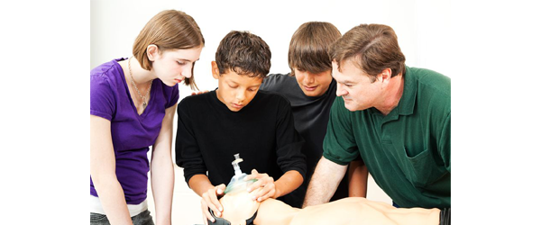 First Aid at Work Training Courses in Swindon