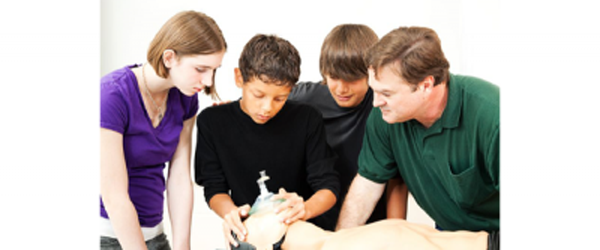 First Aid at Work Training Courses in Woking